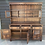 Thumbnail: Good Quality Bevan Funnell Reprodux Oak Display Dresser