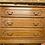Thumbnail: French Oak & Veneer Three Drawer Chest Of Drawers