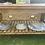 Thumbnail: New Handmade Fantastic Super Long Rustic Reclaimed Kitchen Island
