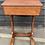 Thumbnail: Vintage Stained Pine & Oak Old School Desk