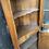 Thumbnail: Fine Quality Joined Oak Glazed Freestanding Corner Display Cabinet
