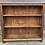 Thumbnail: Joined Oak Freestanding Open Bookcase