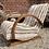 Thumbnail: Art Deco Banana Rocking Chair / Armchair