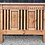 Thumbnail: Old Cottage Furniture Solid Chunky Pine Double Headboard