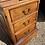 Thumbnail: Good Quality Hardwood Twin Pedestal Partner Desk