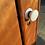 Thumbnail: Victorian Satinwood & Veneer Double Wardrobe