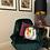 Thumbnail: Elegant Victorian Style Multiyork Armchair Spook Back Shape