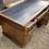Thumbnail: Large Late Victorian Oak Twin Pedestal Kneehole Writing Desk