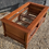 Thumbnail: Bob Timberlake Design Lexington Furniture Coffee Table With Glass Top & Drawers