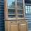 Thumbnail: Large Early 20th Century Glazed Oak Bookcase Display Dresser
