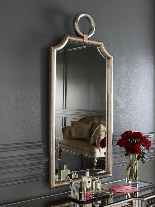 "Зеркало ""Пьемонт"" (old silver)"