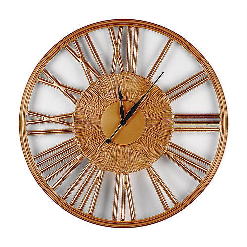 Часы настенные GRACEFUL (bronze)
