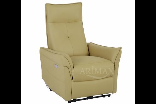 Кресло с электрореклайнером 003 (олива)