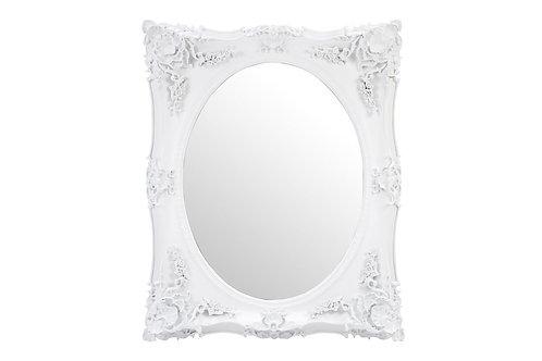 "Зеркало в раме ""Гретта"" (chalk white)"