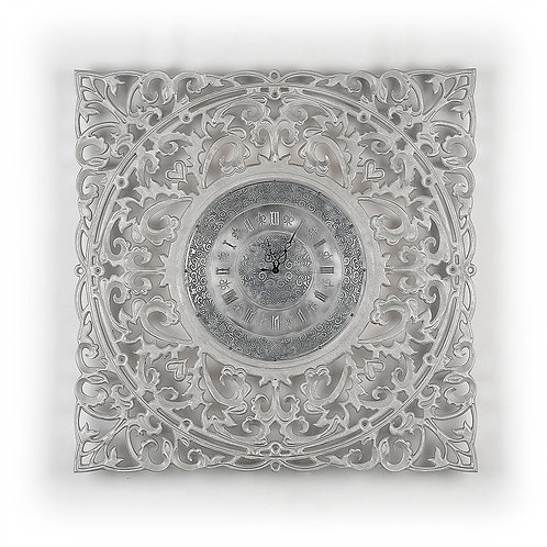 Часы настенные  Vintage (silver)