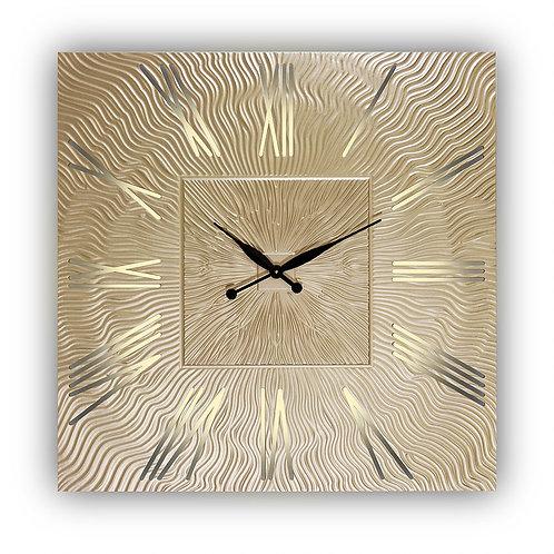 Часы настенные Twinkle Qu (gold)