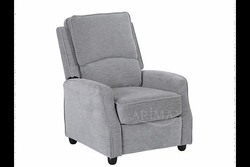 Кресло откидное 2001 (светло-серый)