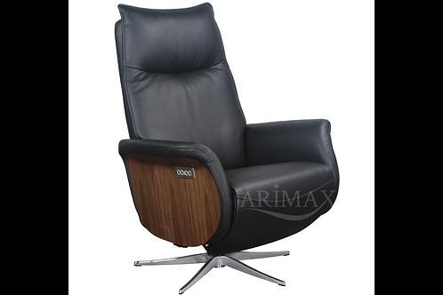 Кресло с электрореклайнером 1004 (черный)