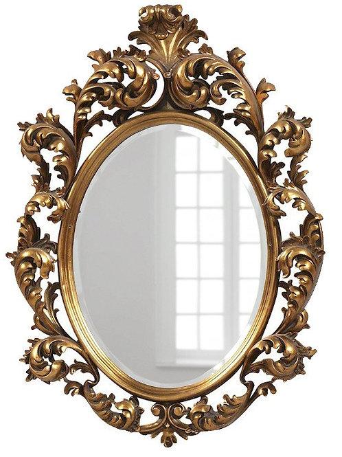 "Зеркало в раме ""Овьедо"" (19С. gold)"