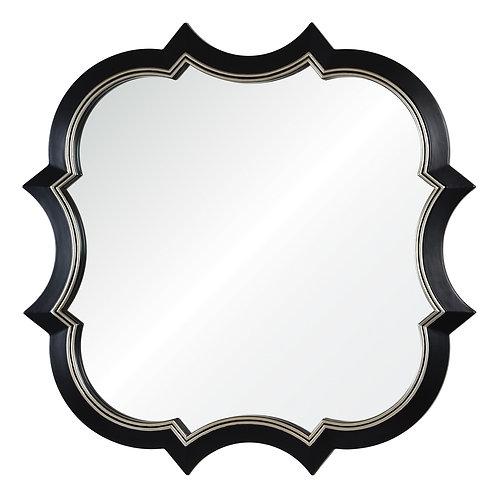Krystal А88015-2 черное с серебряной рамкой