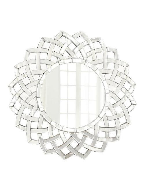 """Зеркало в форме солнца """"Тюдор"""