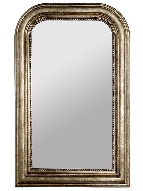 "Зеркало в раме ""Луи Филипп"" (florentine silver)"