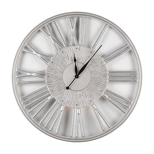 Часы настенные GRACEFUL (silver)