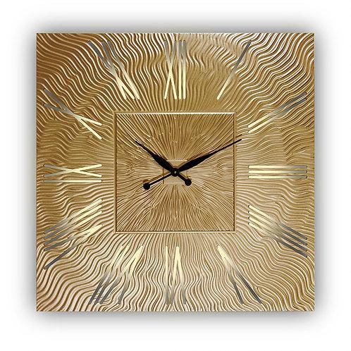 Часы настенные Twinkle Qu (bronze)