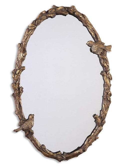 """Зеркало в раме """"Долорес"""" (14с.gold)"""