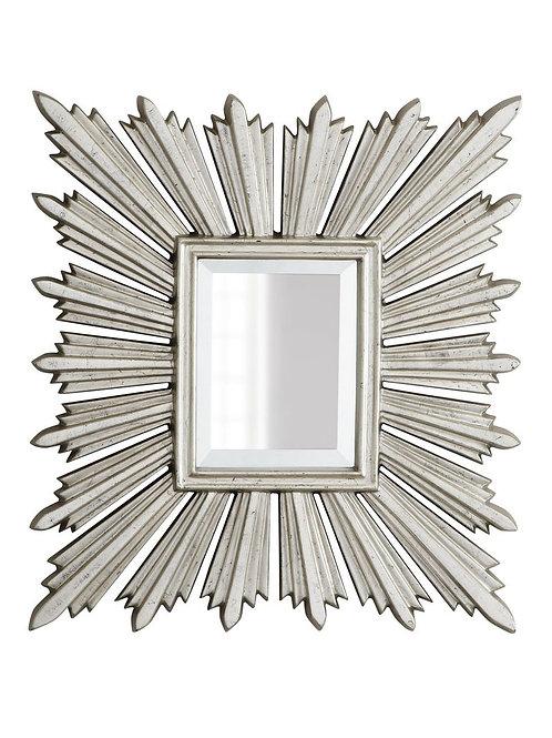 """Зеркало в раме """"Милфорд"""" (soho silver)"""
