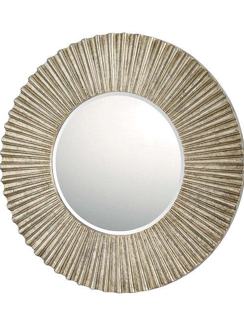 """Зеркало в серебряной раме """"Летиция"""""""
