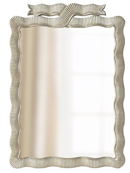 """Зеркало в раме """"Эбигейл"""" (soho silver)"""