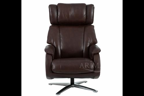 Кресло с реклайнером 2009 (каштан)