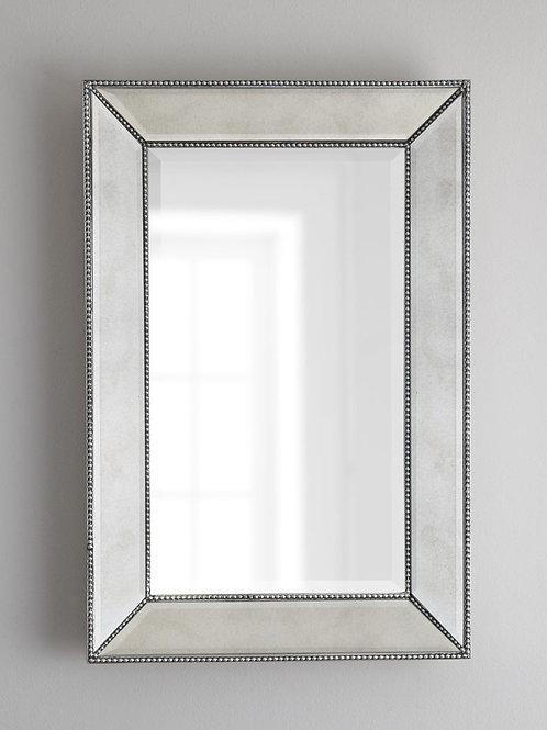 """Зеркало в раме """"Мэдисон"""" (pale silver)"""
