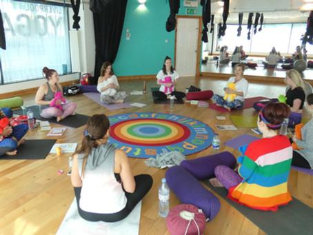 The Magic Of Being A YogaBears Teacher