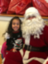 Kiwanis Christmas Party 2018 Kamyah Will
