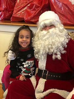 Kiwanis Christmas Party 2018 Kamyah Will