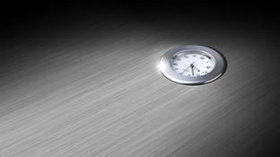 Clock in the Floor