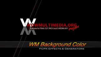 WM Background Color