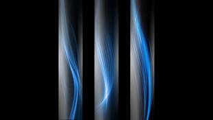 Light Waves Tube