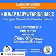 KULWAP Babywearing Basic