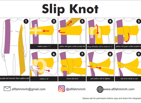 How to Make A Slip Knot?