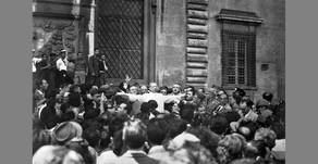 Papa anuncia abertura dos arquivos do Pontificado de Pio XII