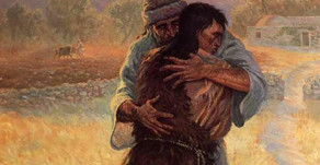 Filho pródigo, pai misericordioso