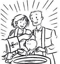 Novas diretrizes para o Batismo