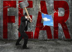 57. Å kjenne på frykt