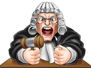 Hvem skal beskytte befolkningen mot domstolenes maktmisbruk?