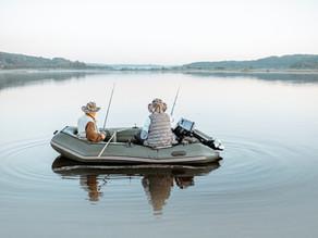 Norges Fiskarlag på fisketur