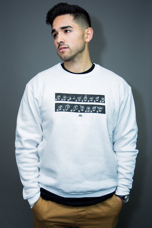 WHT | SGN LNG | Pullover