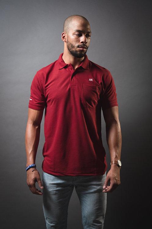 Cardinal | Logo | Collared Shirt